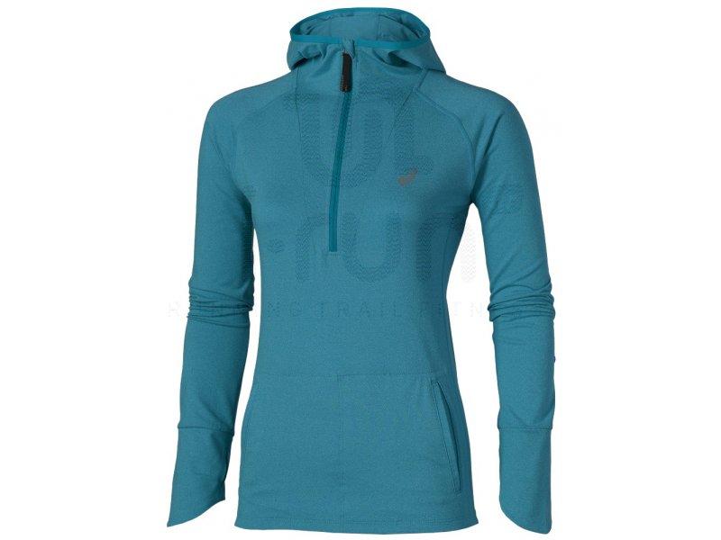 asics fuji trail hoodie