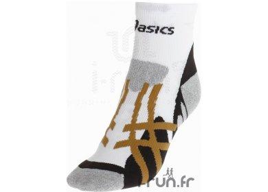 asics nimbus sock homme blanche et or pas cher accessoires running chaussettes en promo. Black Bedroom Furniture Sets. Home Design Ideas