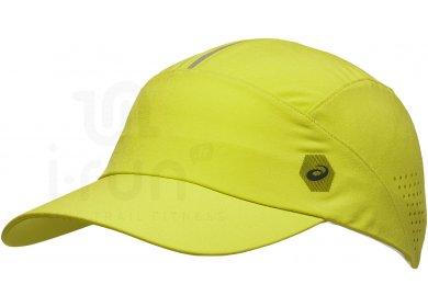 casquette asics jaune