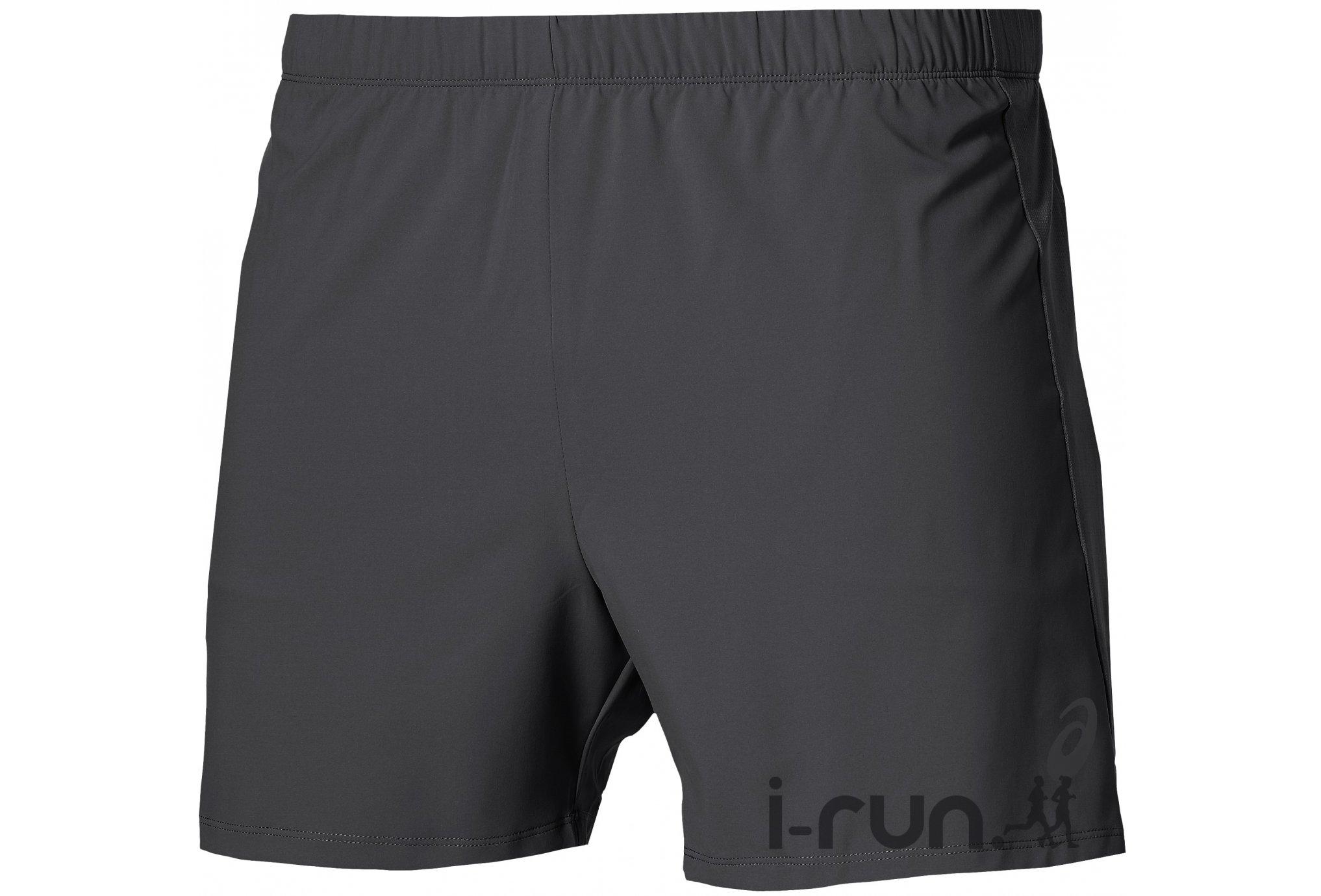 Asics Short 2 en 1 5inch M vêtement running homme