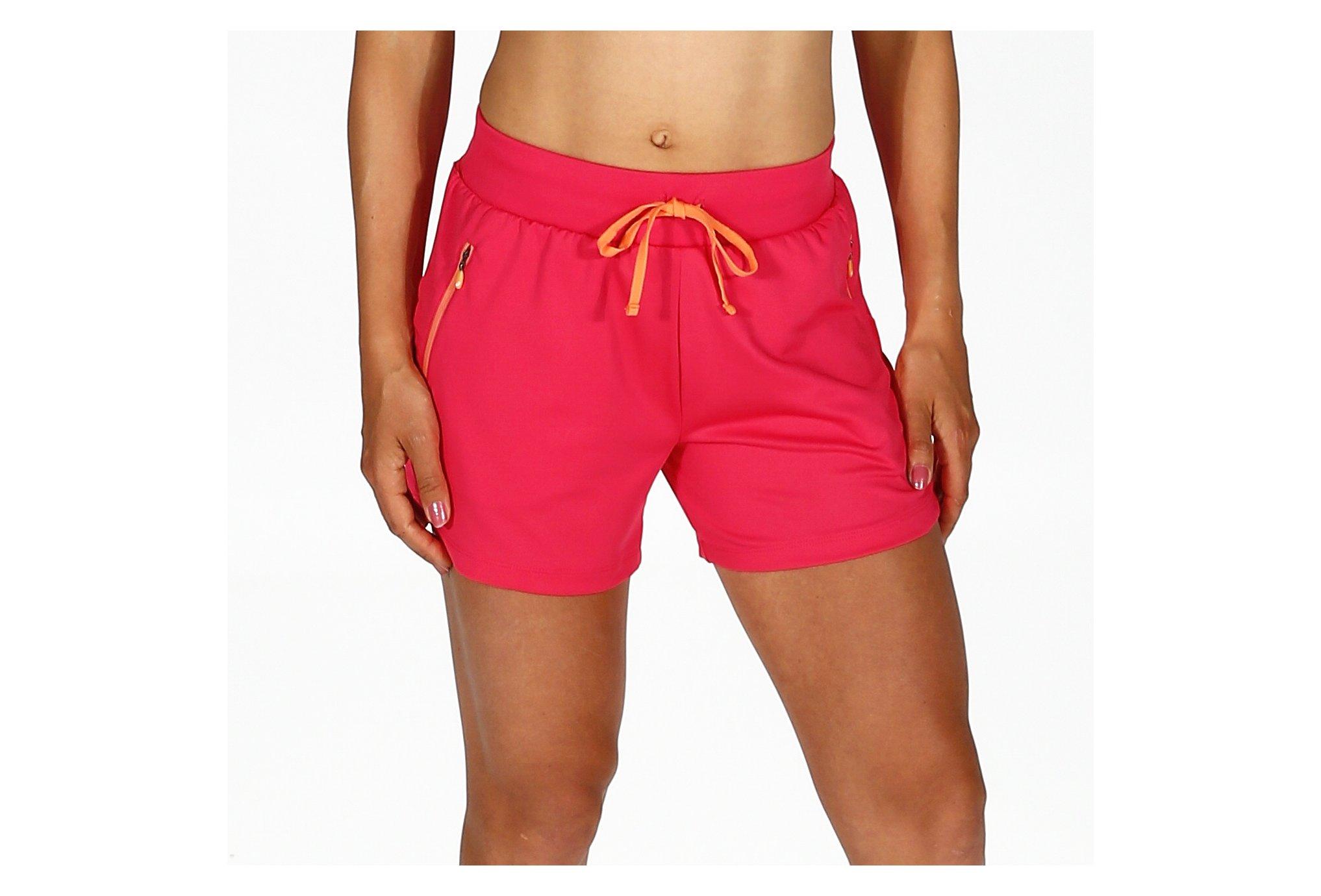Asics Short FuzeX 4inch W vêtement running femme