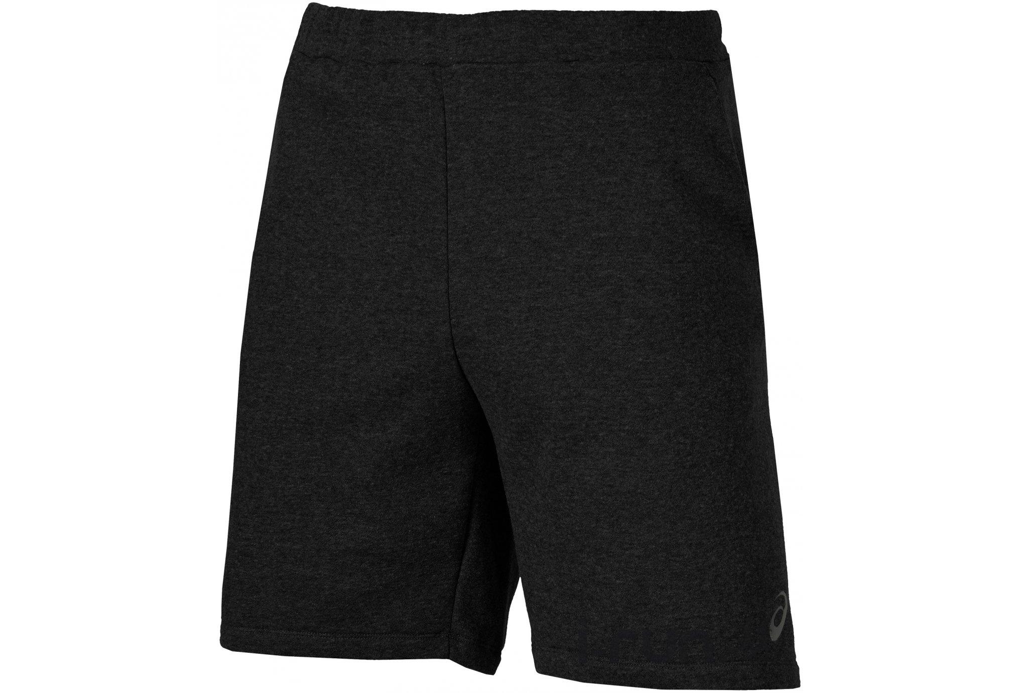 Asics Short Knit 9 M vêtement running homme