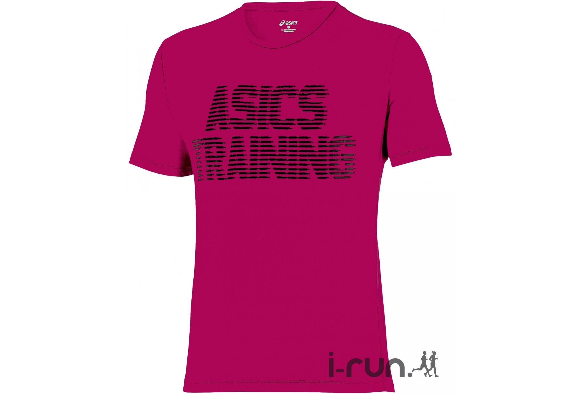 Asics Tee-Shirt Graphic Top M vêtement running homme