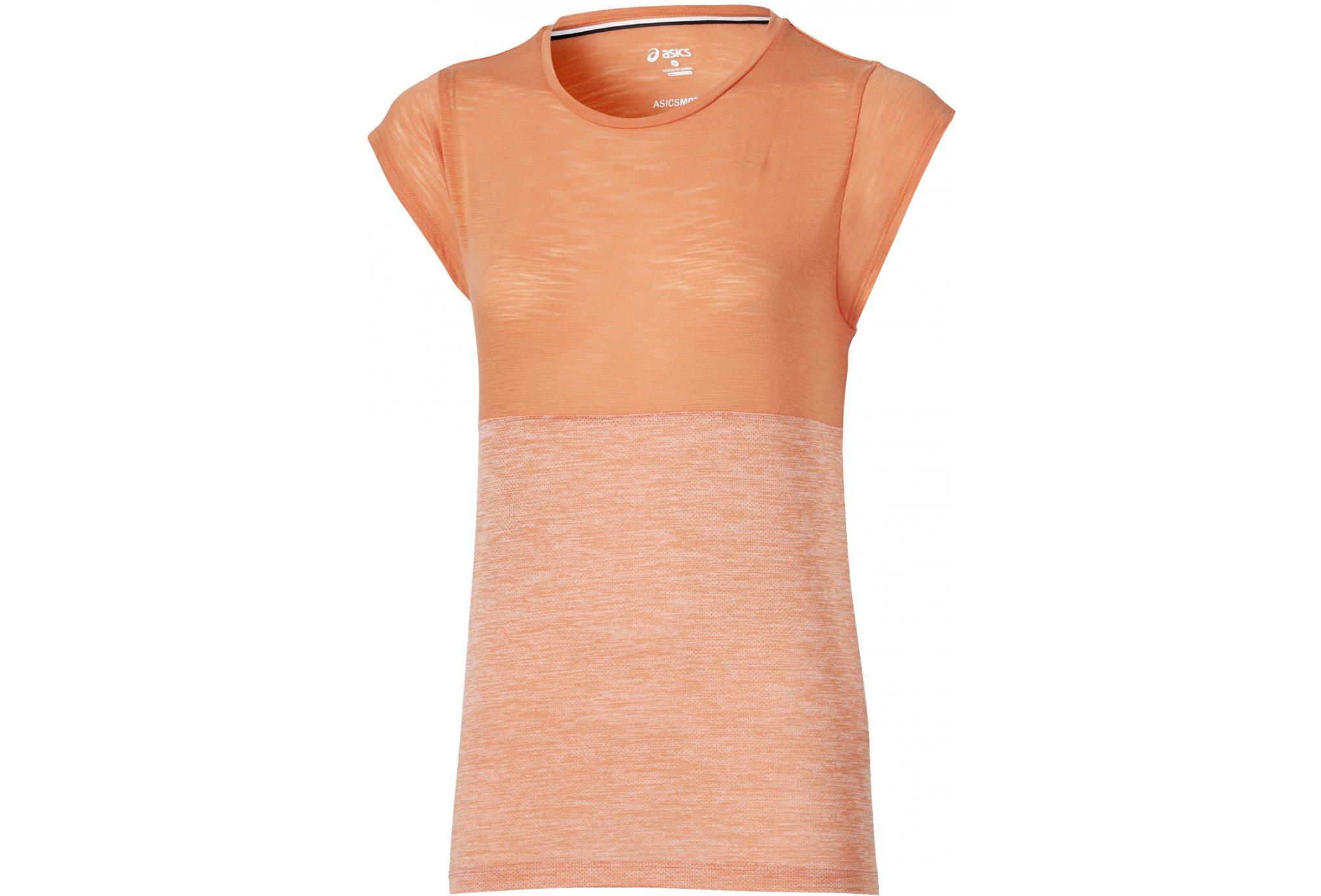 Asics Tee-shirt Mesh W Diététique Vêtements femme