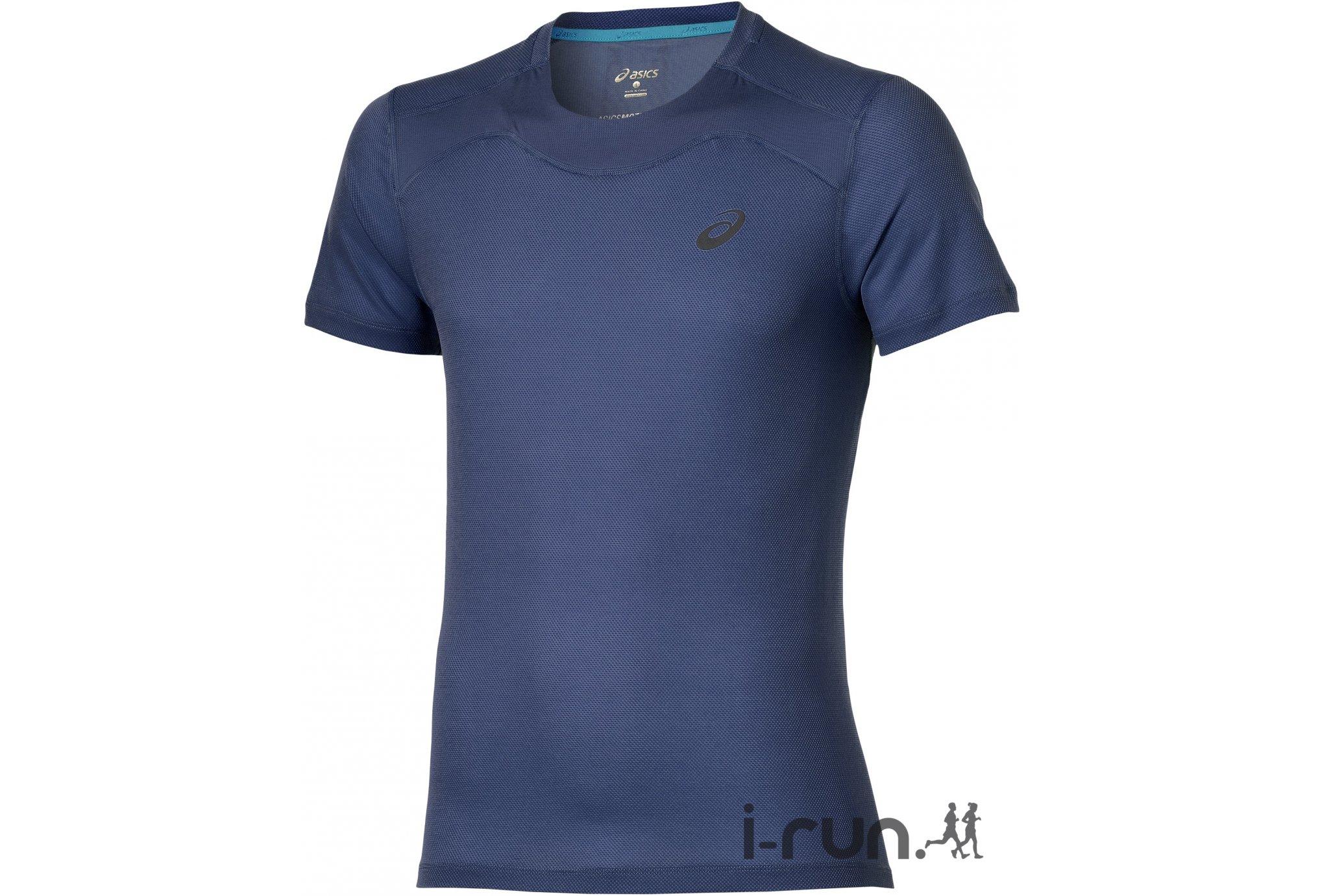 Asics Tee-shirt Race M vêtement running homme