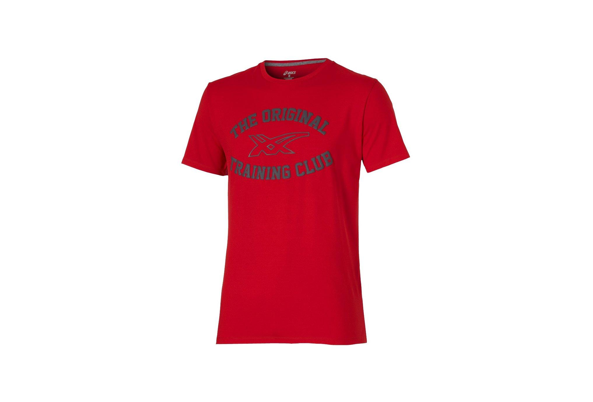 Asics Tee-Shirt Sanded M Diététique Vêtements homme