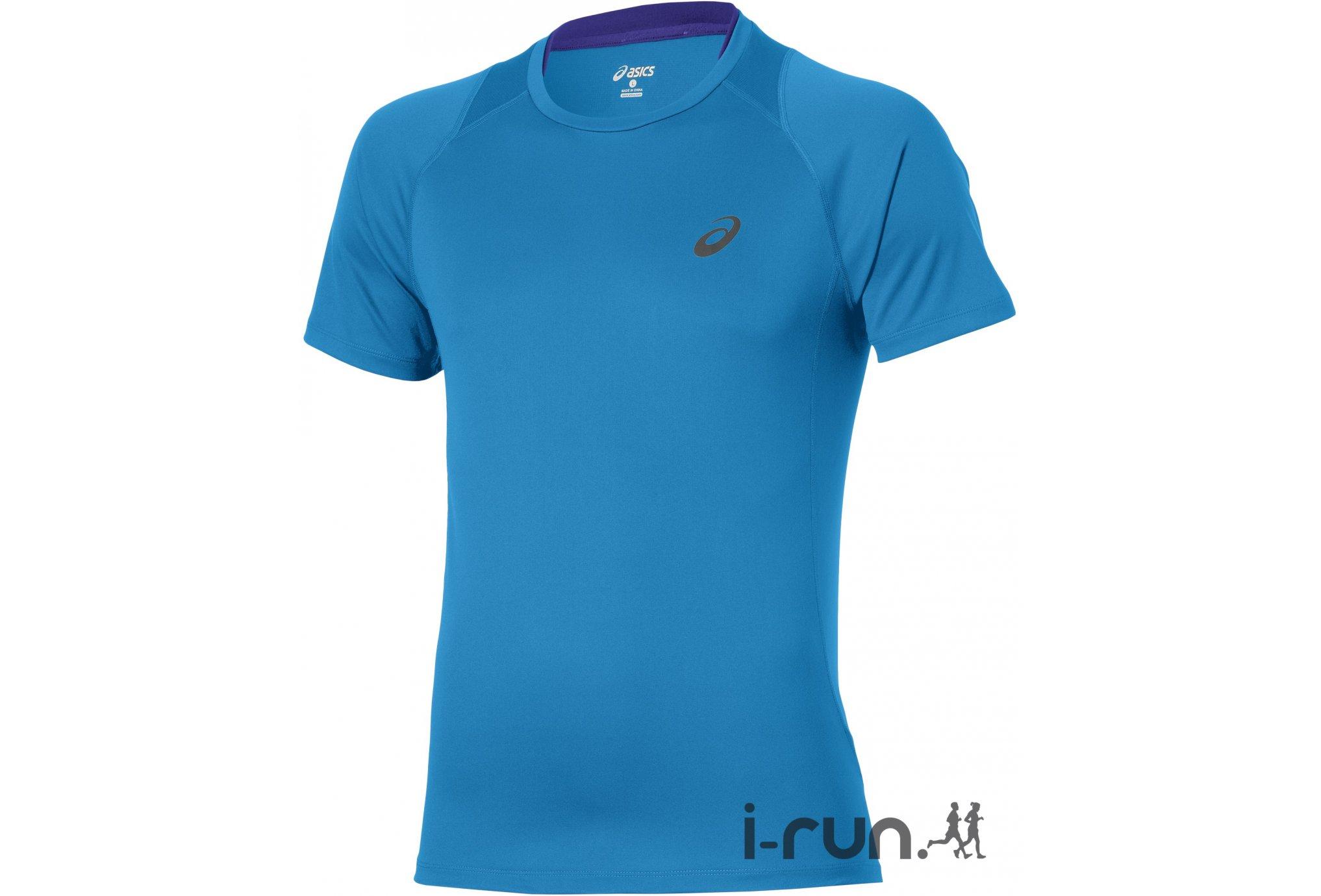 Asics Tee-Shirt Stride M vêtement running homme