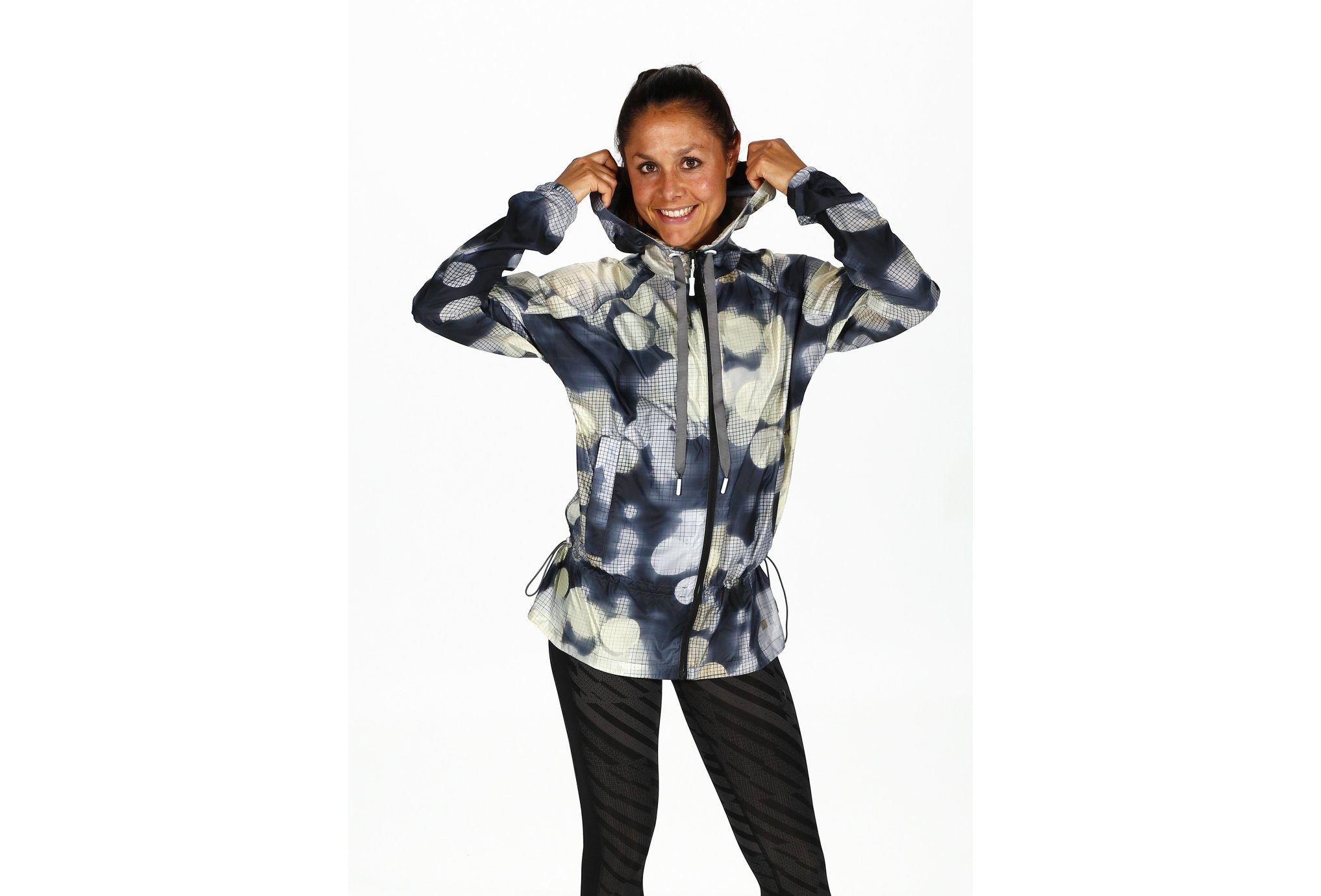 Asics Veste Running Jacket W vêtement running femme