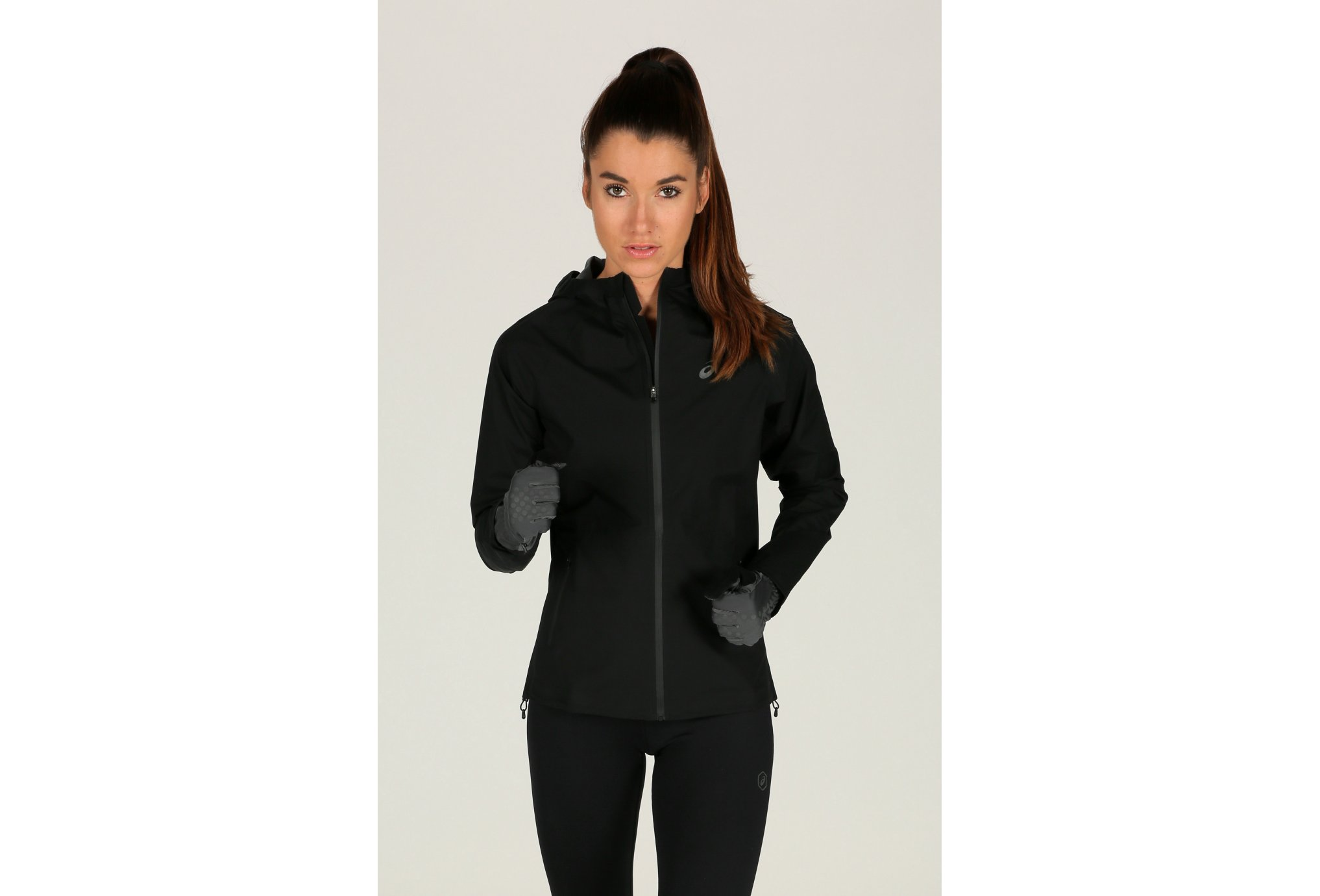 Asics Waterproof Jacket W vêtement running femme