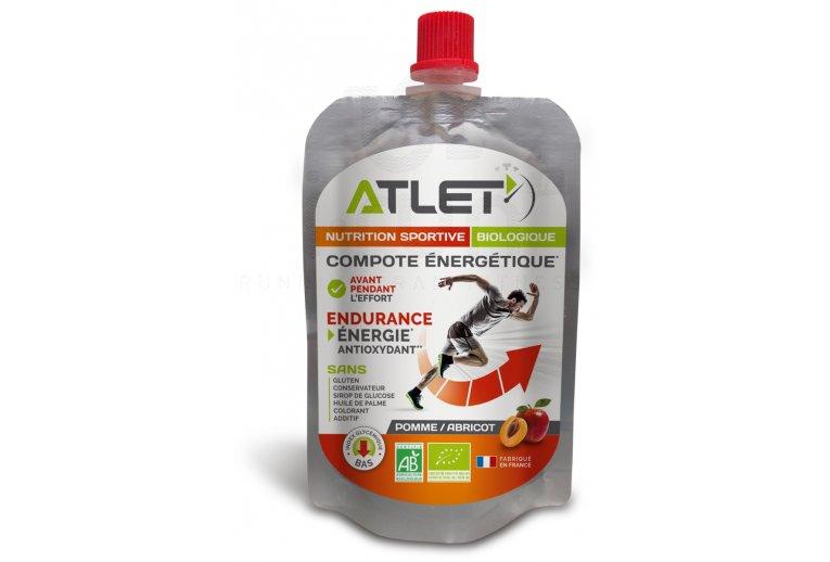 Atlet Compote Énergétique - Pomme/Abricot