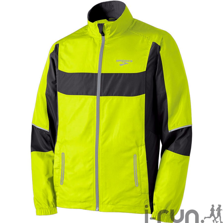 Brooks Coupe vent Nightlife Essential Run III M Di�t�tique V�tements homme