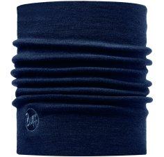 Buff Merino Wool Thermal Neckwarmer Denim