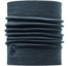 Buff Merino Wool Thermal Neckwarmer Grey