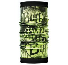 Buff Tour de Cou Reversible Polar Tech Log US/ Black