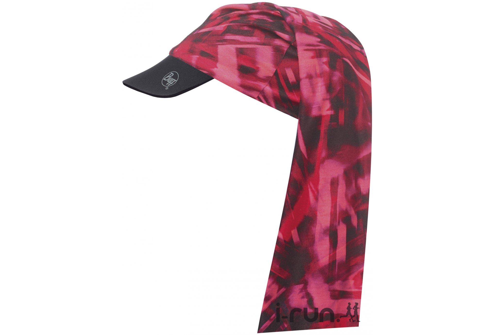 Buff Visor nitric pink fluor casquettes / bandeaux