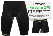 BV Sport - Pack Cuissard Nature 3R et Boxer