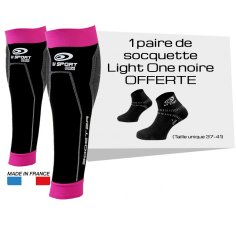 BV Sport Pack Manchons Booster Elite Femina & Socquette Light One