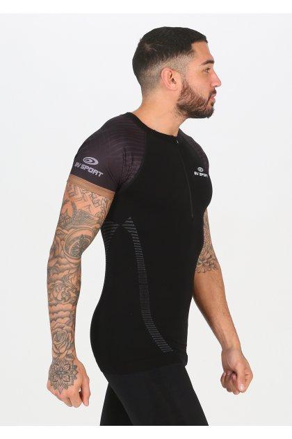 BV Sport camiseta manga corta RTech Limited Zip