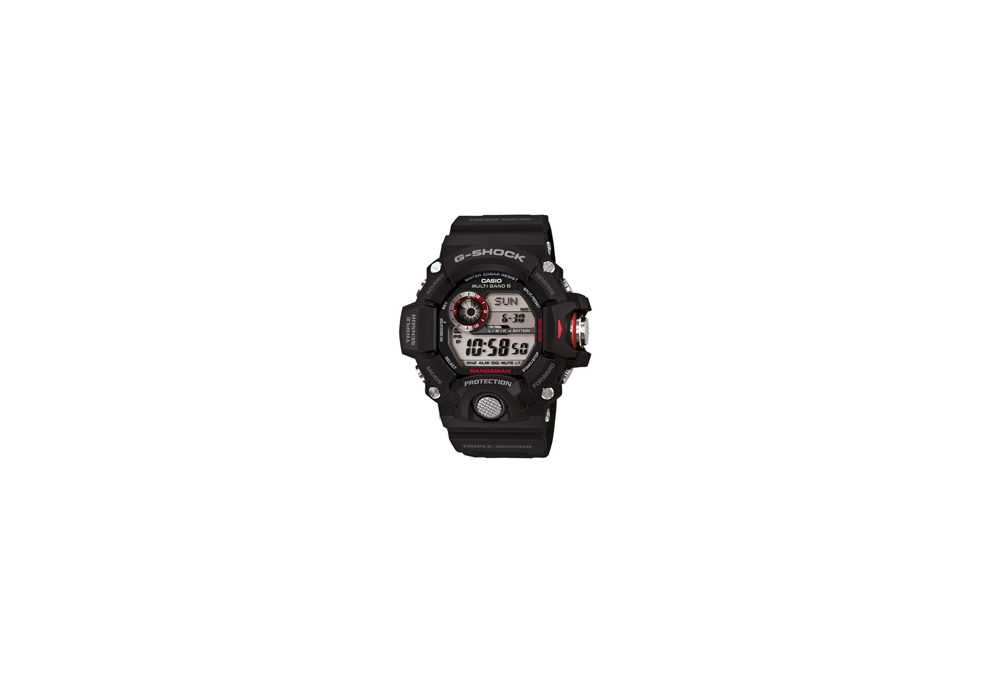 Casio G-Shock mudmaster rangeman 9400 montres de sport