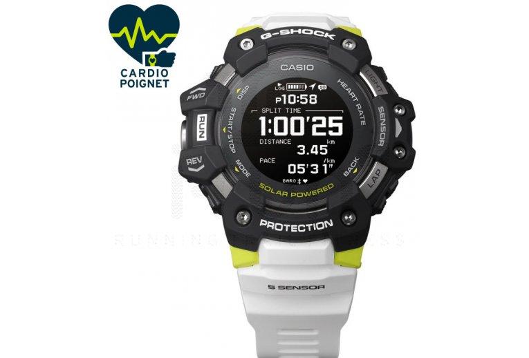 Casio G-SQUAD HR GBD-H1000-1A7ER