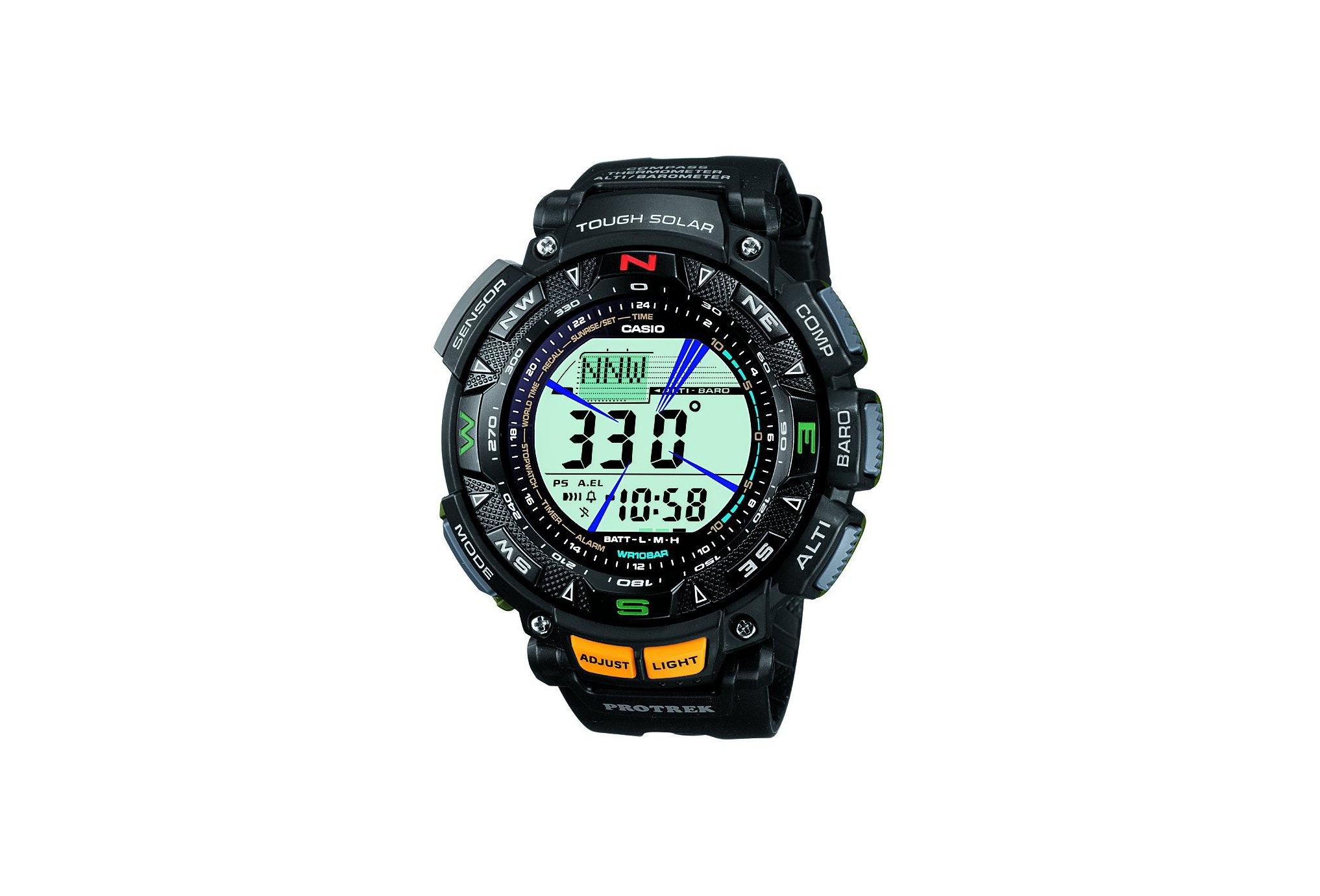 Casio Pro trek prg-240 montres de sport