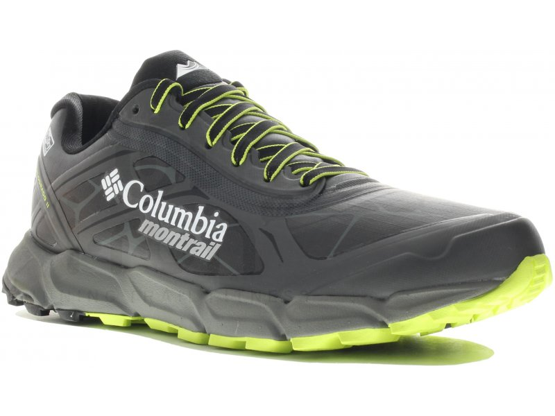 Chaussures Columbia Caldorado Ii OutDry Extreme gris vert
