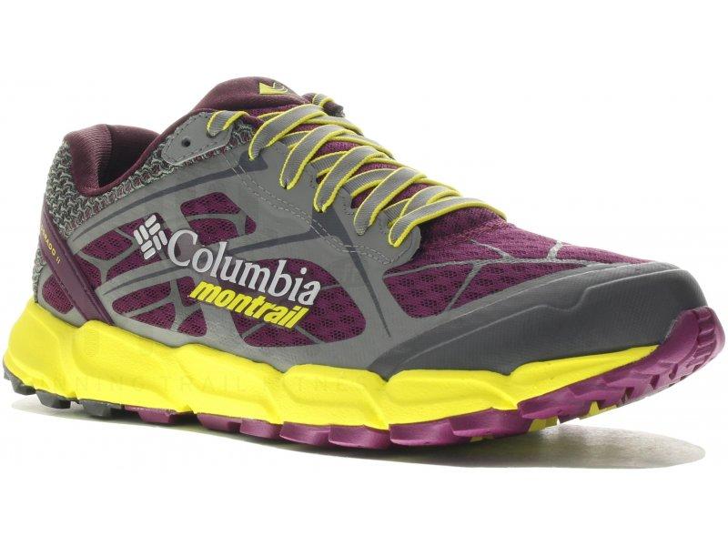 Columbia Montrail Caldorado II W Chaussures running femme running Trail Columbia Montrail Caldorado II W