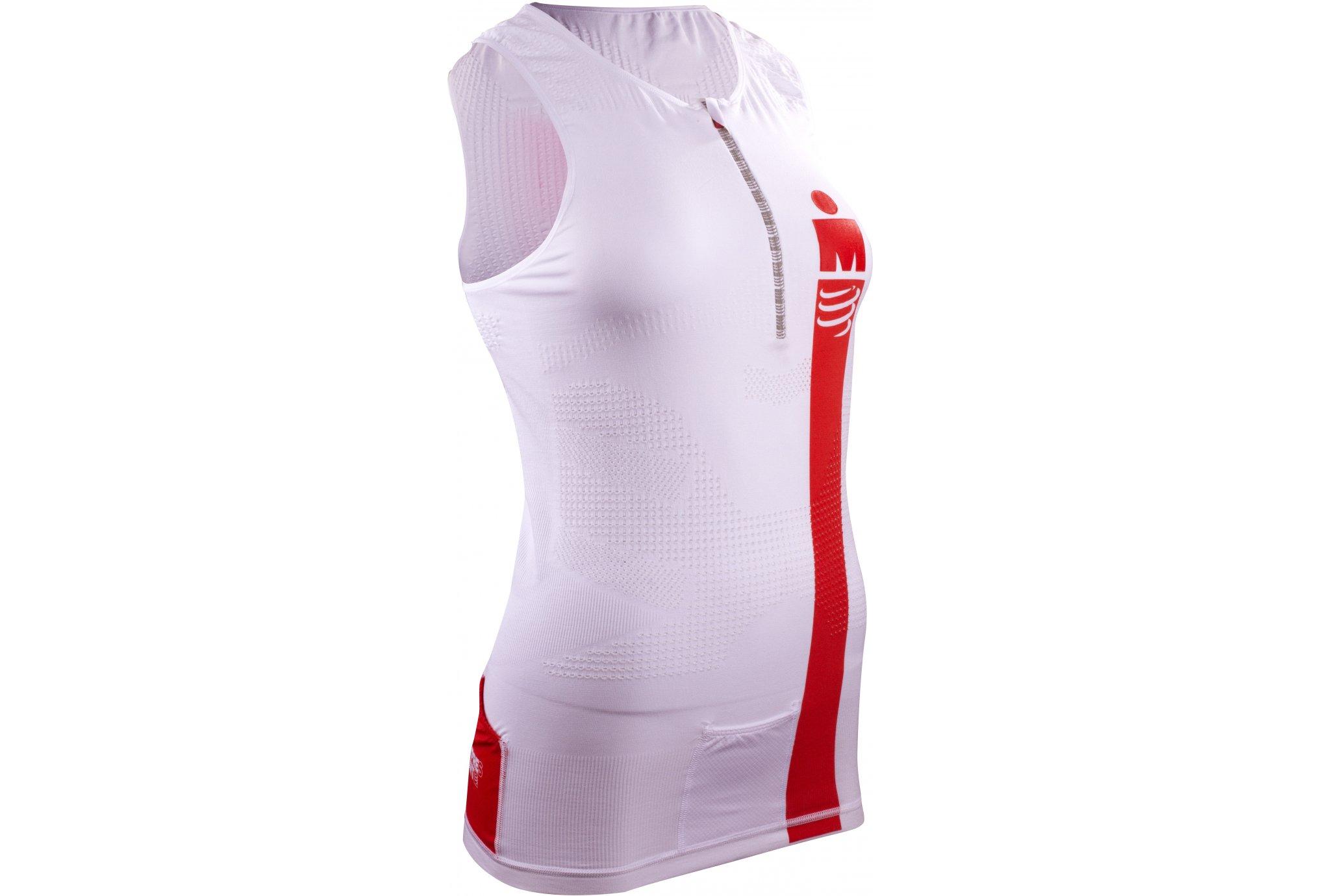Compressport Débardeur Ironman TR3 Top W Diététique Vêtements femme