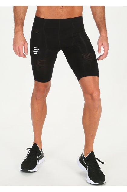 Compressport pantalón corto Oxygen Under Control