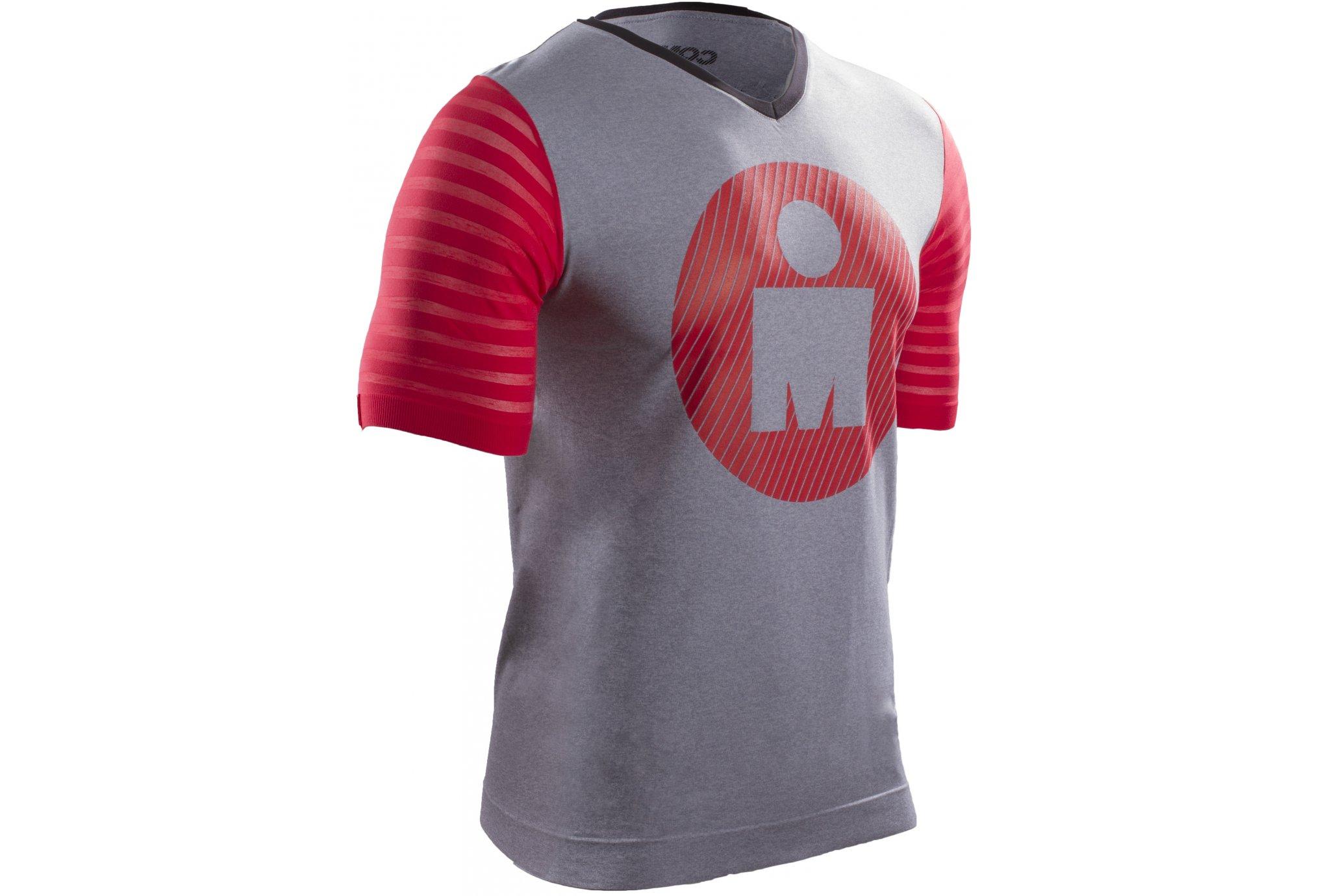 Cyclo randonneurs saint chamonais - Compressport Training Tshirt ... b350b908675