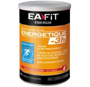 EAFIT Boisson Energetique + 3h - fruits rouges