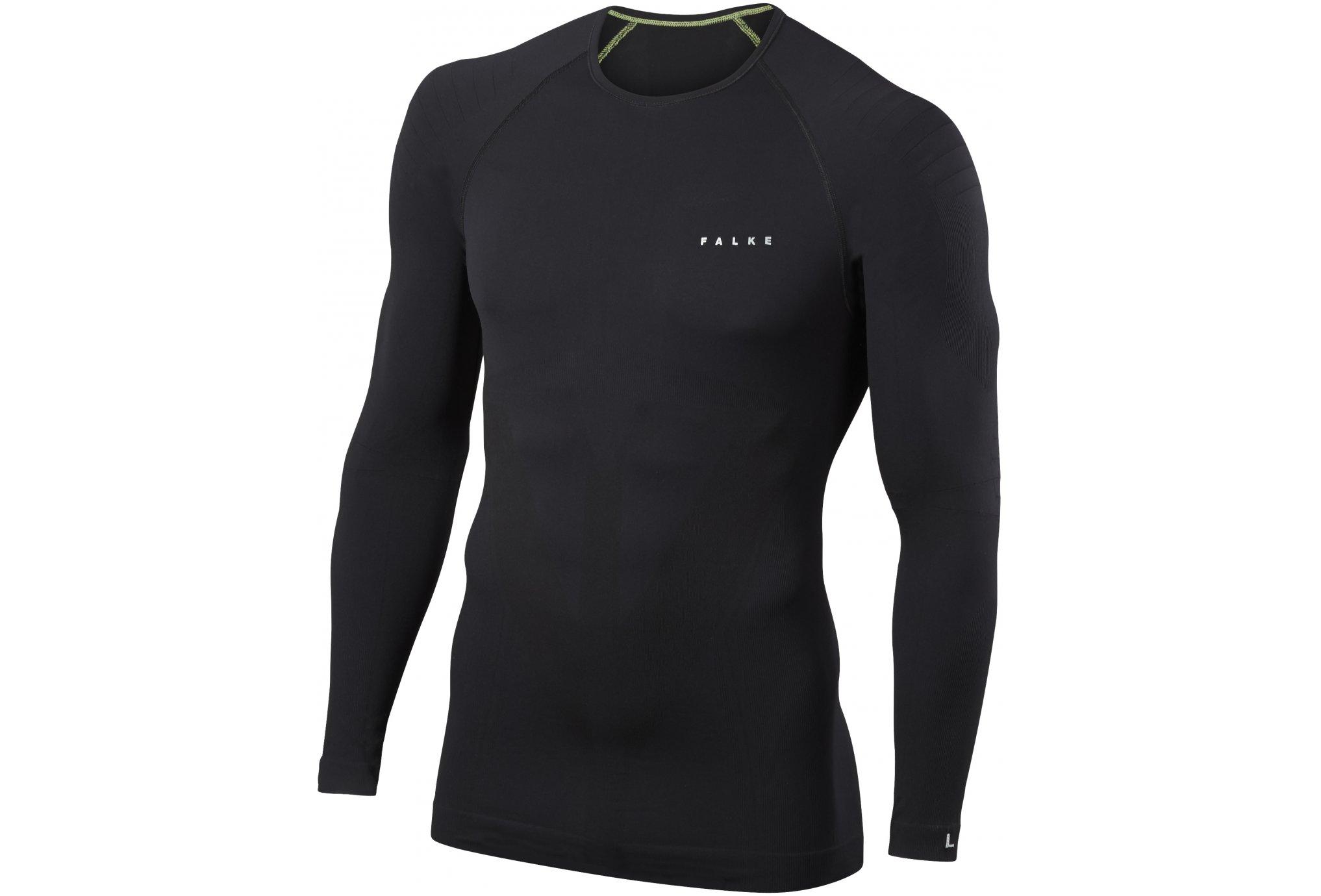 Falke Tee-shirt Athletic LongSleeved M Diététique Vêtements homme