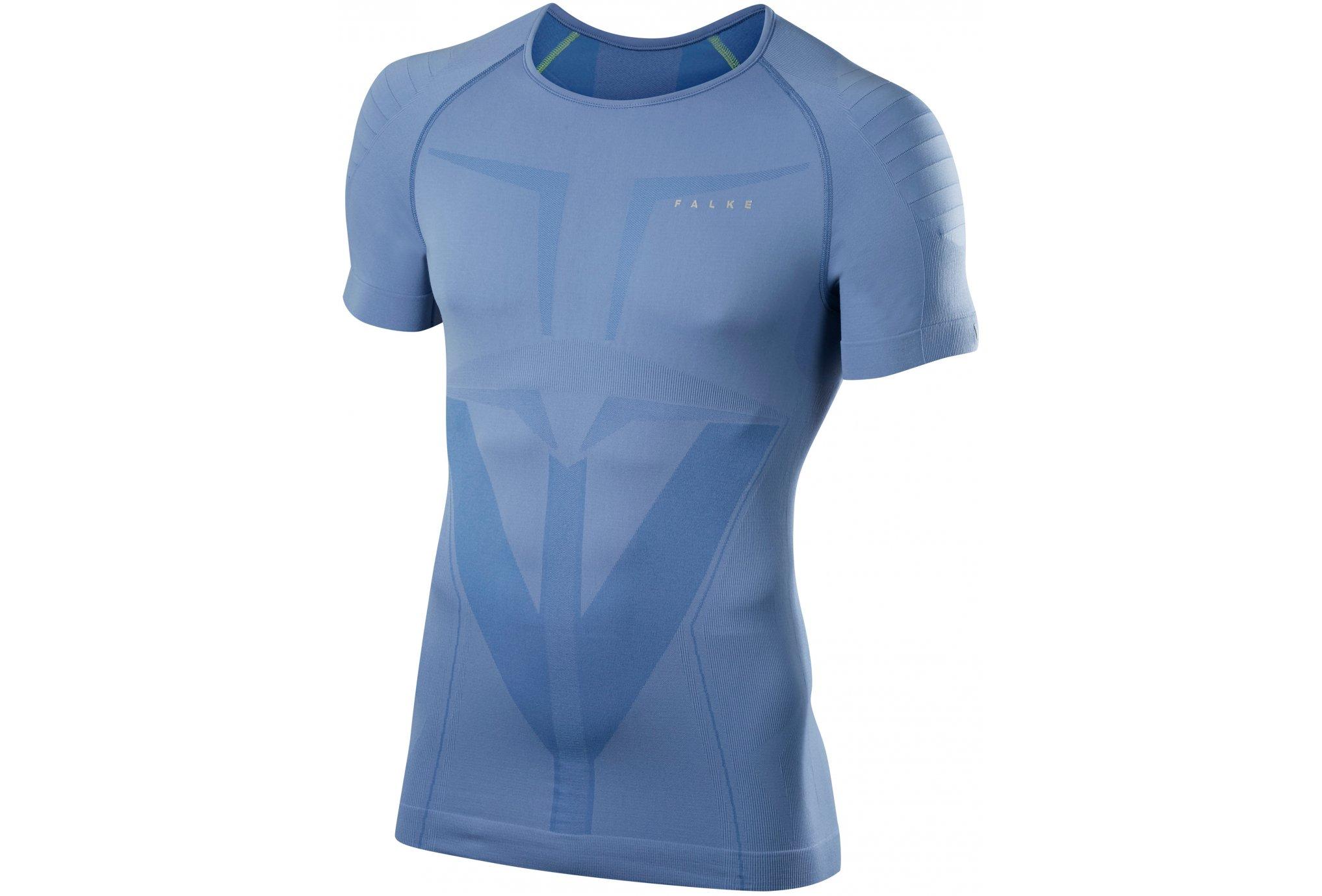 Falke Tee-shirt Athletic ShortSleeved M Diététique Vêtements homme