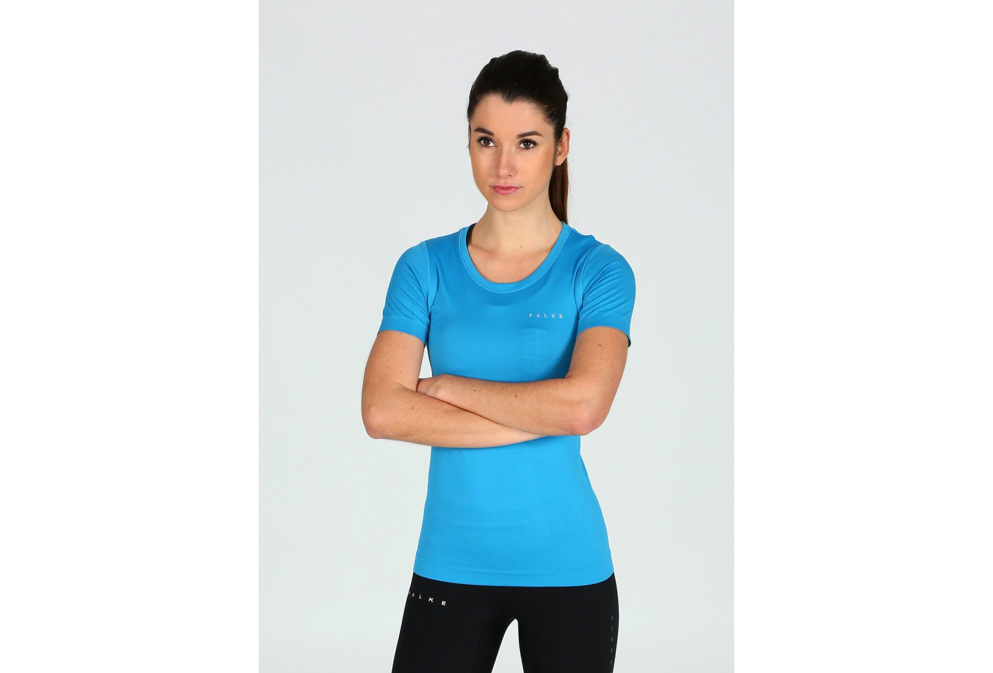 Falke Tee-shirt Energy W vêtement running femme