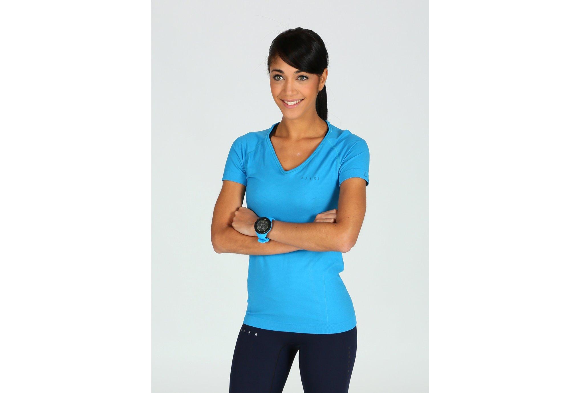 Falke Tee-shirt Running Comfort W vêtement running femme