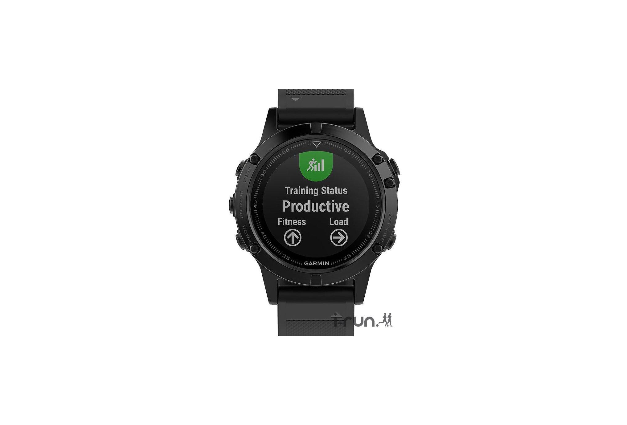 Garmin Fenix 5 Sapphire GPS Multisports Cardio-Gps