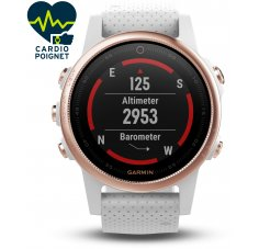 Garmin Fenix 5S GPS Multisports Sapphire Rose Gold