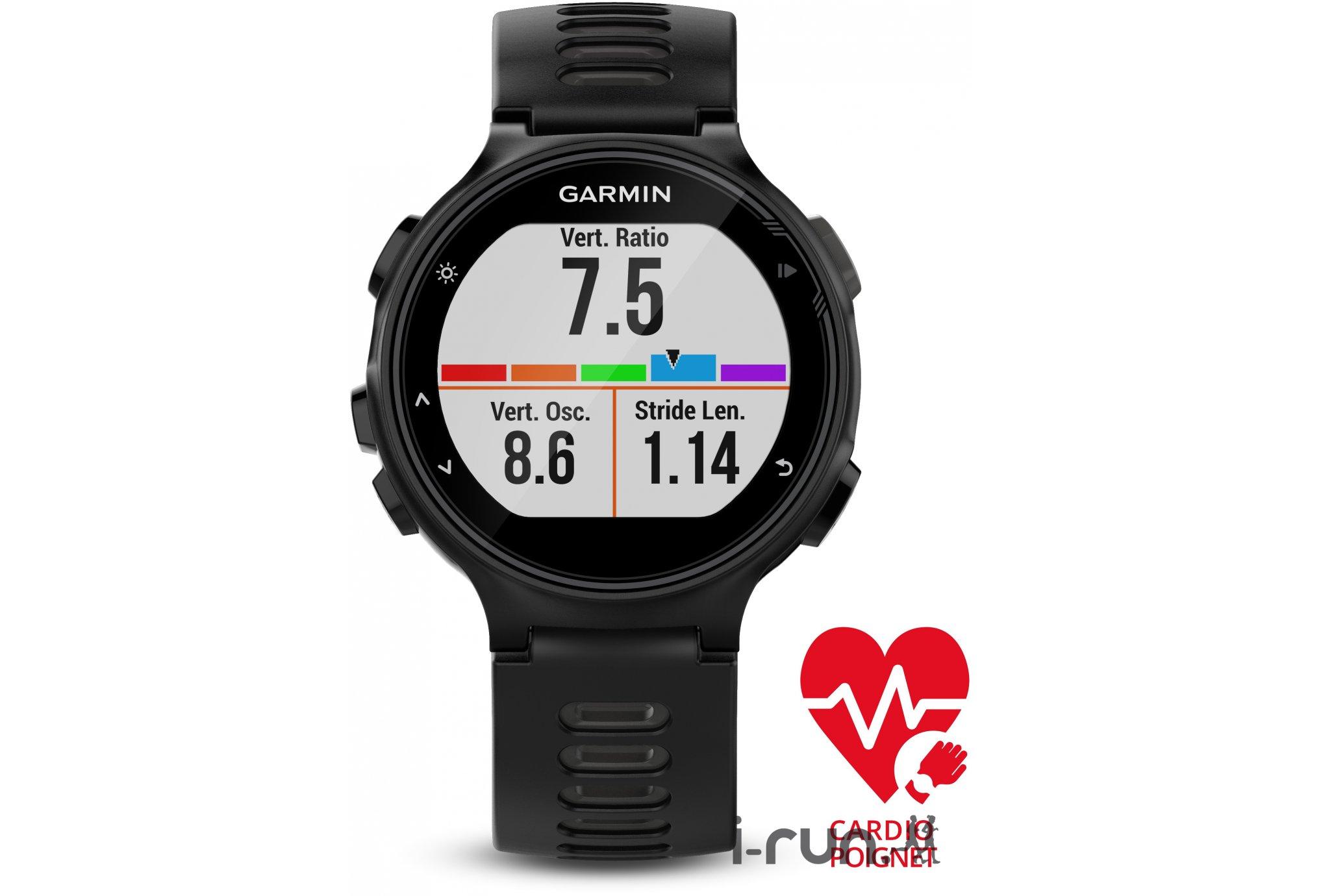 Garmin Forerunner 735xt hrm-Run cardio-gps