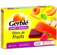 Gerblé Pâtes de fruits