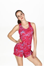 Gore Running Wear Débardeur Sunlight Print Top W