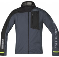 Gore Running Wear Fusion WindStopper Active Shell M