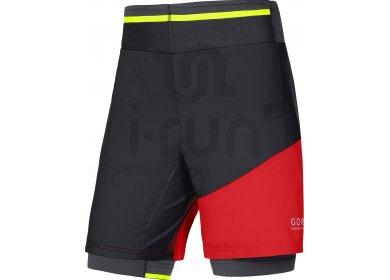 Gore Running Wear Short Fusion 2 en 1 M