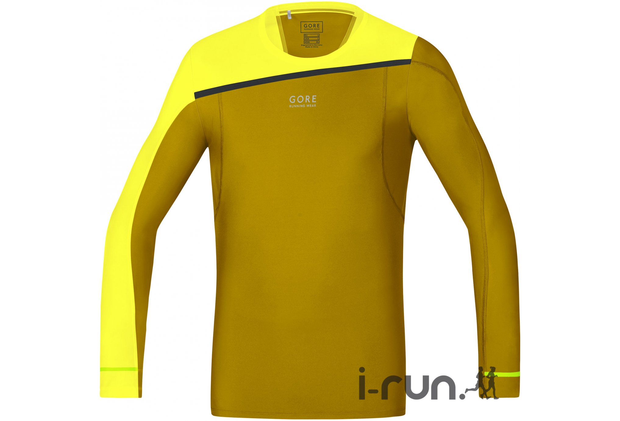 Gore Running Wear Tee-Shirt Fusion M vêtement running homme