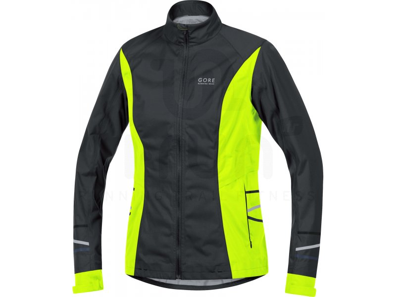 gore running wear veste mythos 2 0 gore tex active w pas cher v tements femme running vestes. Black Bedroom Furniture Sets. Home Design Ideas