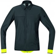 Gore Running Wear Veste Urban Run Windstopper Soft Shell M
