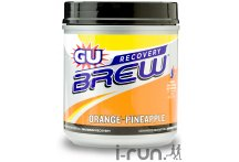 GU Boisson Brew Recovery Orange/Ananas