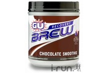 GU Boisson Brew Recovery Smoothie Chocolat