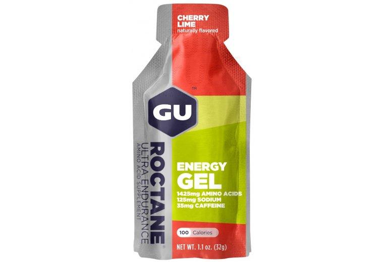 GU Gel Roctane Ultra Endurance - Cerise/Citron vert