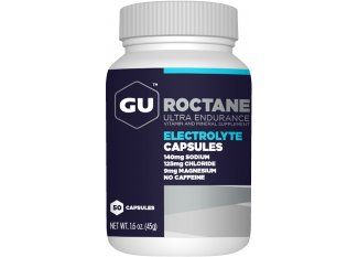 GU Roctane Ultra Resistencia Electrolyte Cápsulas
