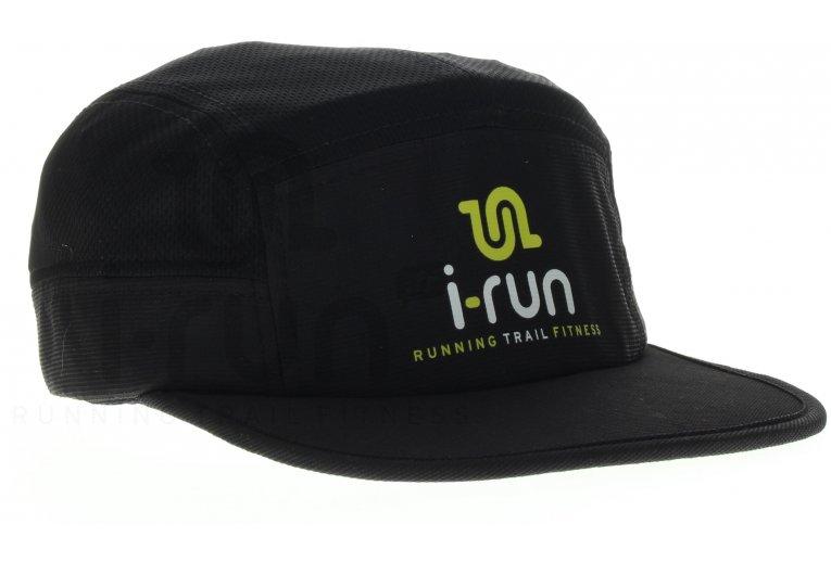 i-run.fr Casquette i-Run